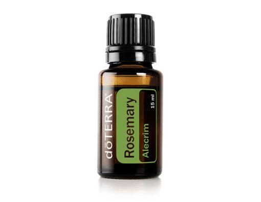 óleo essencial de alecrim doTerra