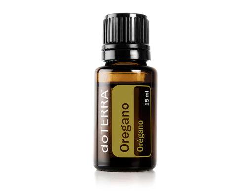 óleo essencial de orégano doTerra