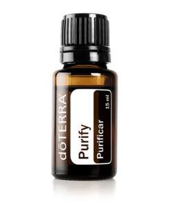 óleo essencial purify doterra