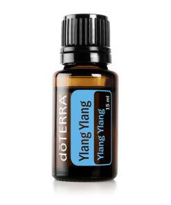 óleo essencial de ylang ylang doTerra