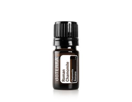 óleo essencial de camomila romana