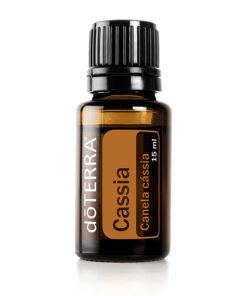 óleo essencial de canela cássia doterra