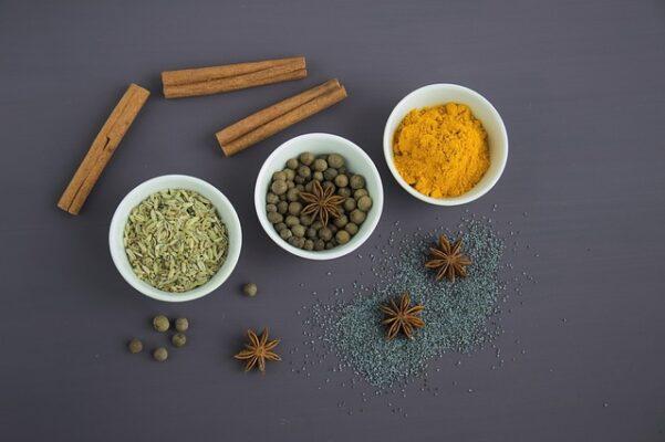 sementes óleos essenciais