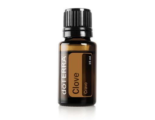 óleo essencial de cravo