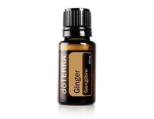 óleo essencial de gengibre