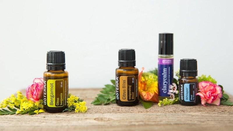 benefícios óleos essenciais