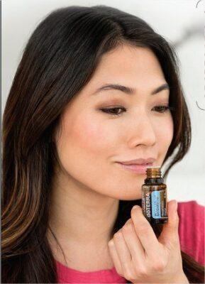 uso aromático dos óleos essenciais
