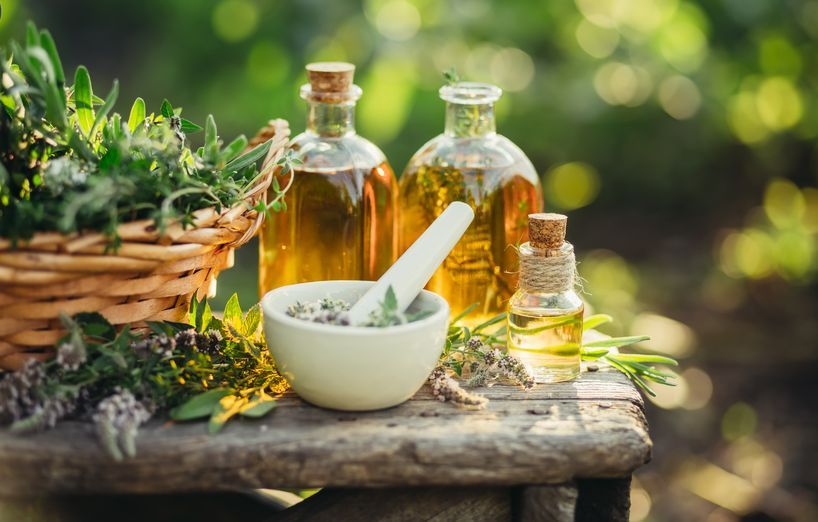 uso seguro dos óleos essenciais