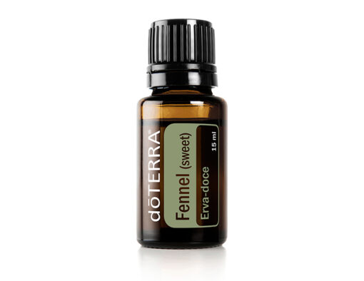 erva-doce doTerra óleo essencial