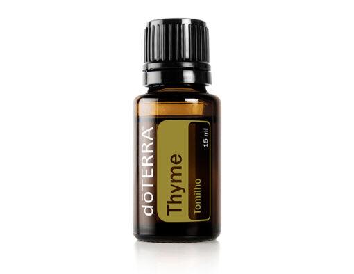 óleo essencial de tomilho doTerra