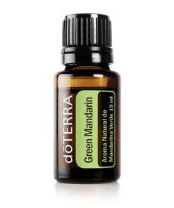 óleo essencial de mandarina verde